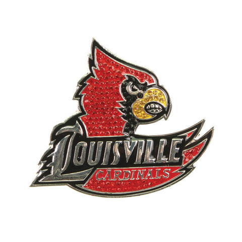 Seasons Jewelry Louisville Crystal Logo Pin
