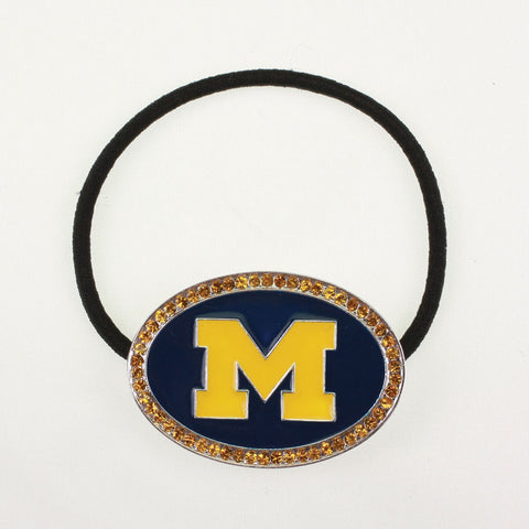 Seasons Jewelry Michigan Logo Hairband