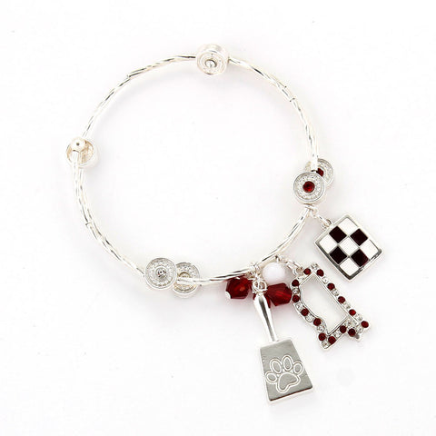 Mississippi State Traditions Wrap Bracelet