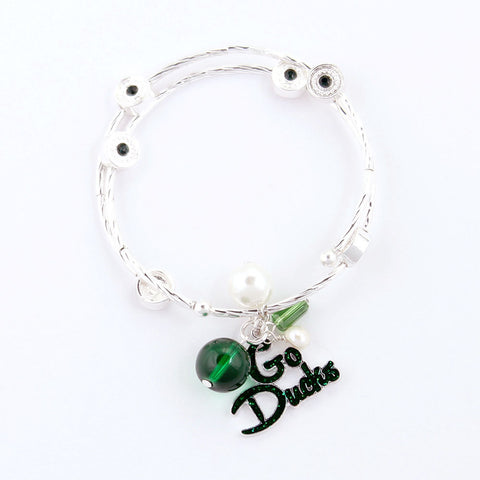 Oregon Slogan Bracelet