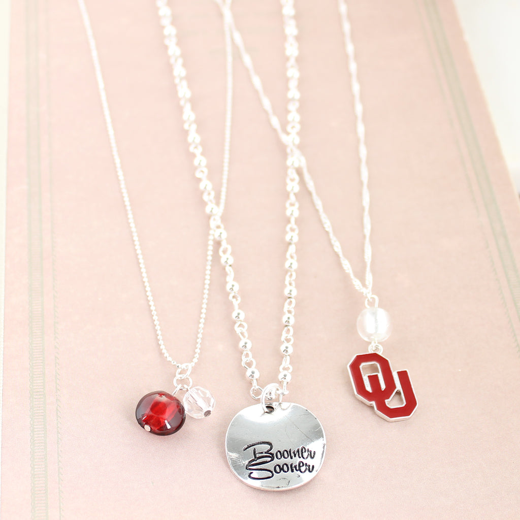 Oklahoma Trio Necklace Set