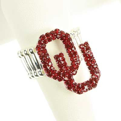 Seasons Jewelry Oklahoma Stretch Ring