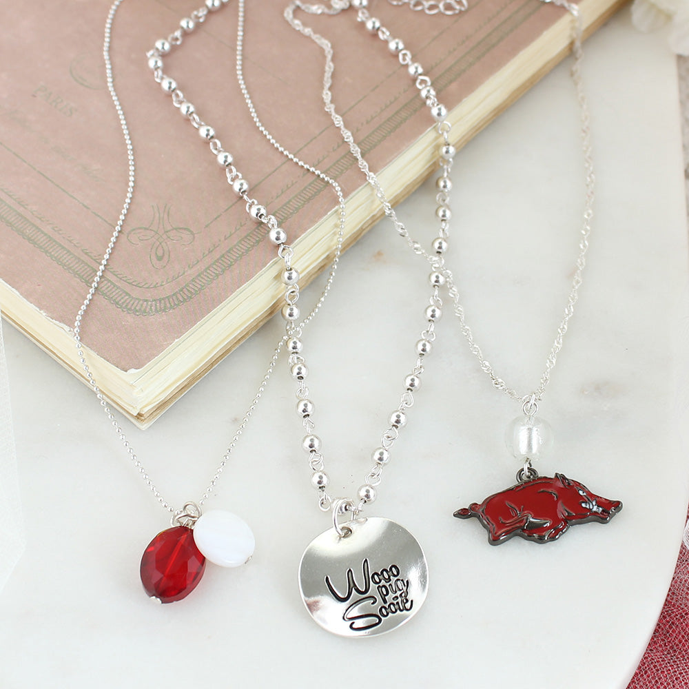 Arkansas Trio Necklace Set
