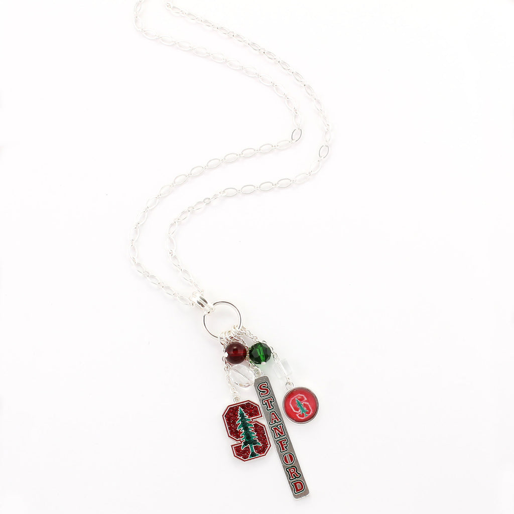Stanford Cluster Necklace