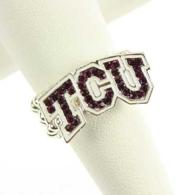 Seasons Jewelry TCU Stretch Ring