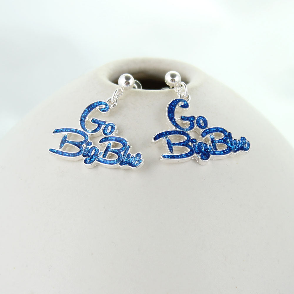 Kentucky Slogan Earrings