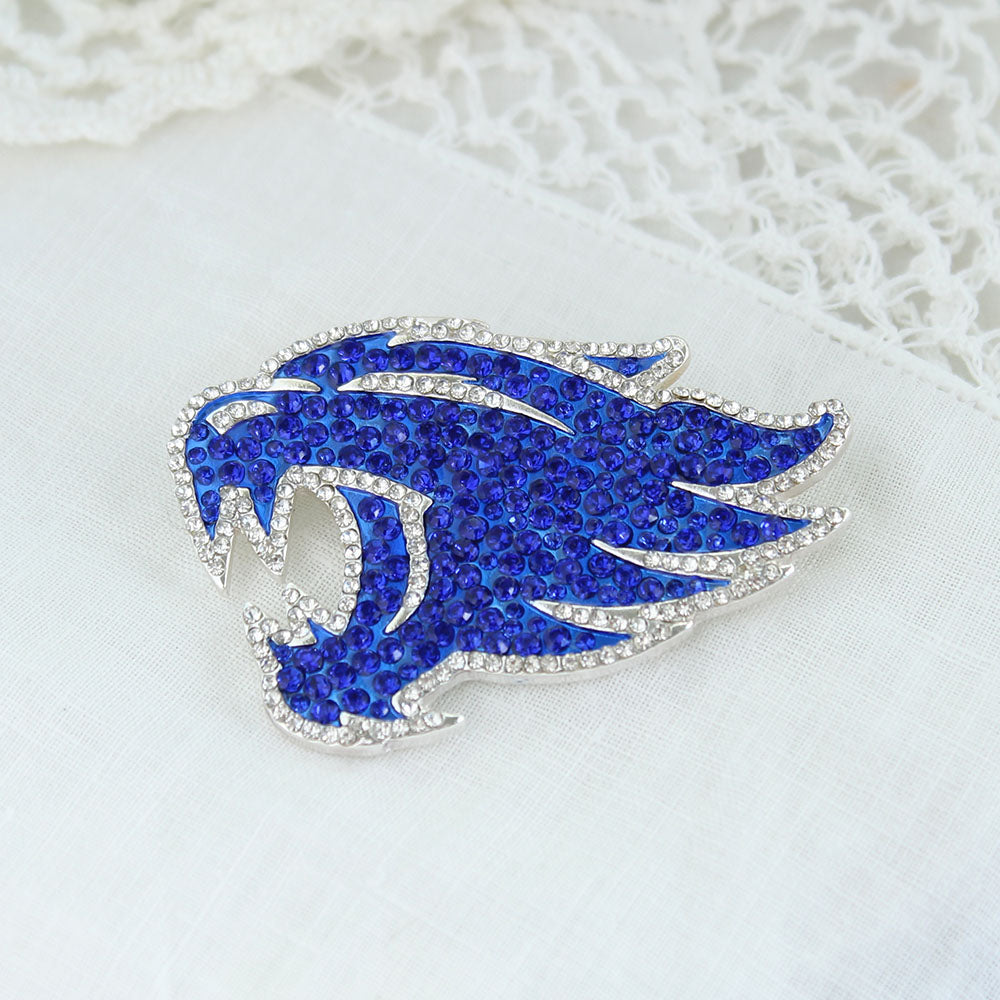 Kentucky Wildcats Crystal Logo Pin