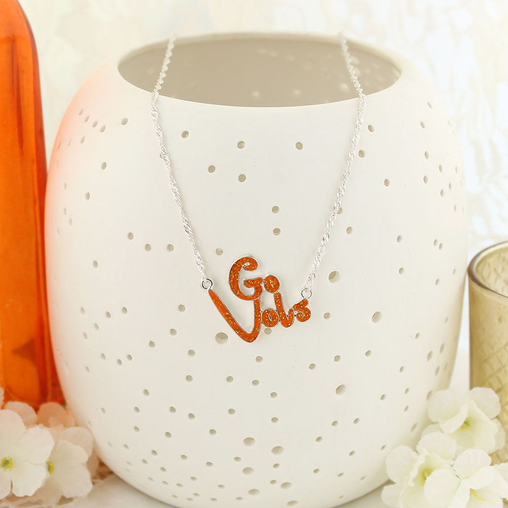 Tennessee Slogan Necklace
