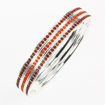 Seasons Jewelry Virginia Tech Bangle Bracelet