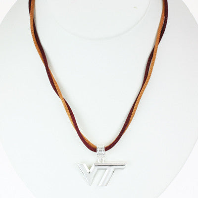 Seasons Jewelry Virginia Tech 16 inch Necklace