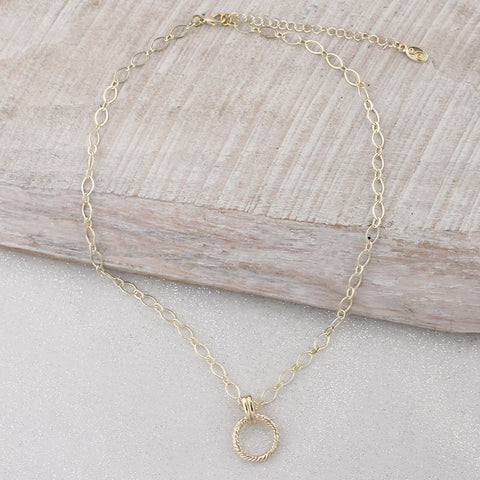 18 inch Gold Chain