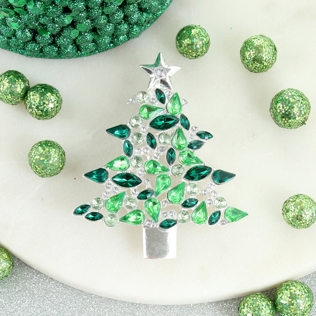 Jewel Tree Pin/Pendant