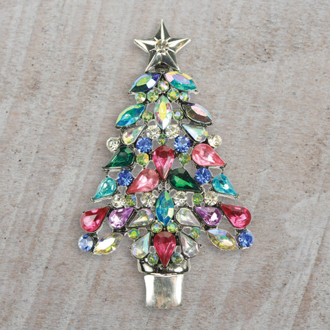 Crystal Tree Pendant