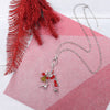 Jingle Reindeer Clip-It Pendant