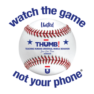 Watch the Game, Not Your Phone, Baseball Edition