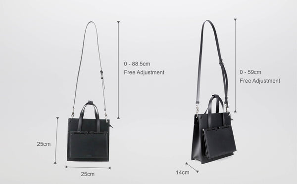 HINGE XL Handbag