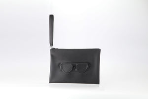 VF MATTE(M) CLUTCH - GLASSES