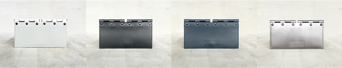 LONG HINGE WALLET