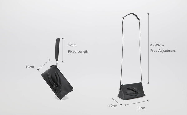 VF TRIANGLE BAG - PLIER