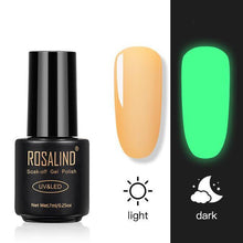Load image into Gallery viewer, Glow In The Dark Nail Polish