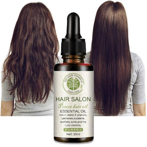Hair & Scalp Treatment - Essential Oil