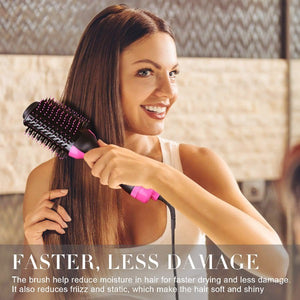 Professional 3-in-1 Hair Dryer & Volumizer Blower