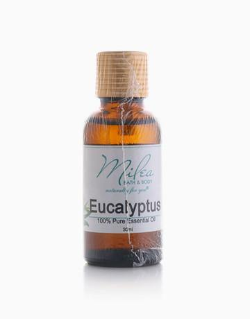 100% Pure Eucalyptus Essential Oil - Milea All Organics