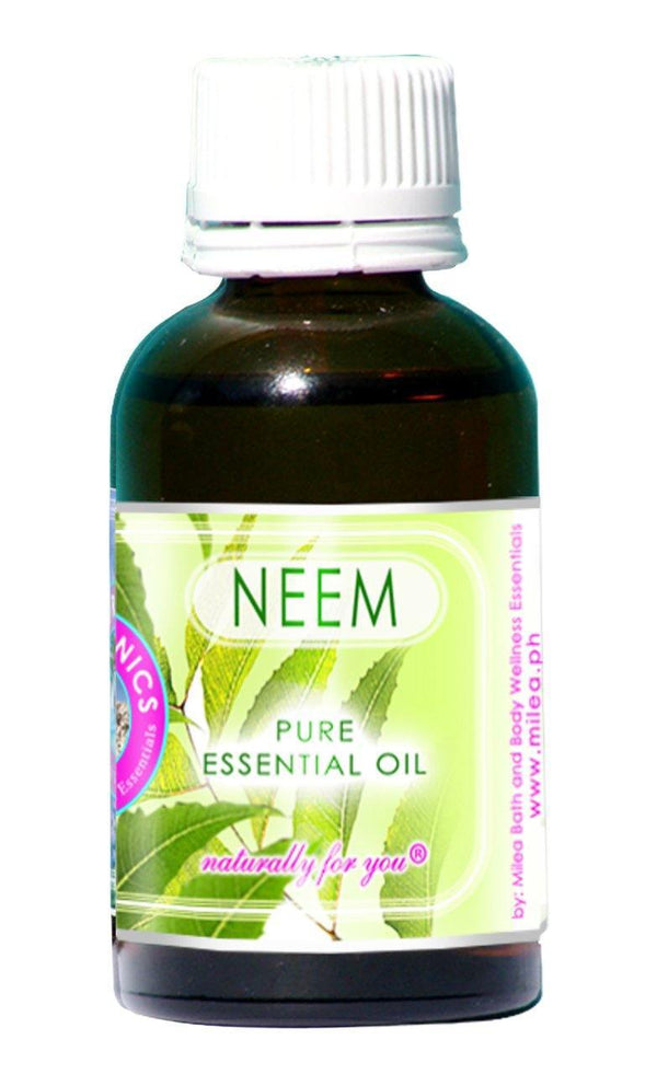 100% Pure Neem Essential Oil - Milea All Organics - Philippines