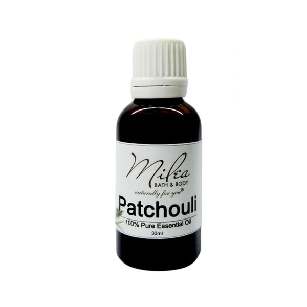 100% Pure Patchouli Essential Oil - Milea All Organics