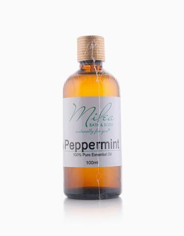 100% Pure Peppermint Essential Oil - Milea All Organics - Philippines