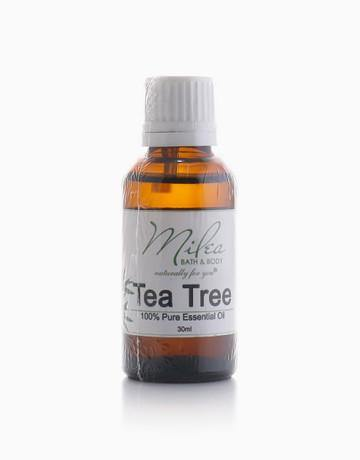 100% Pure Tea Tree Essential Oil - Milea All Organics
