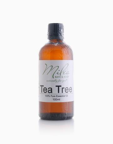 100% Pure Tea Tree Essential Oil - Milea All Organics - Philippines