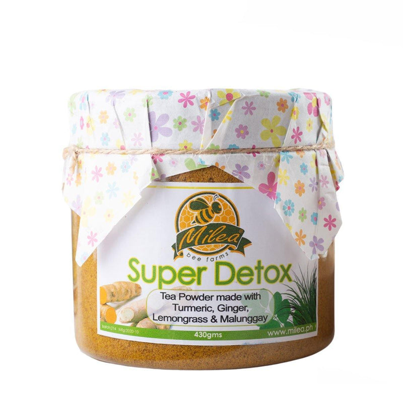4-in-1 Super Detox Tea - Milea All Organics