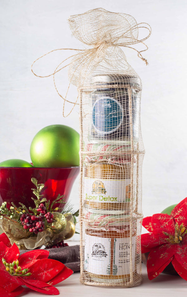Herbal Pantry (Honey & Tea Gift Collection)