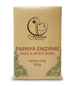 Papaya Enzyme Whitening Soap