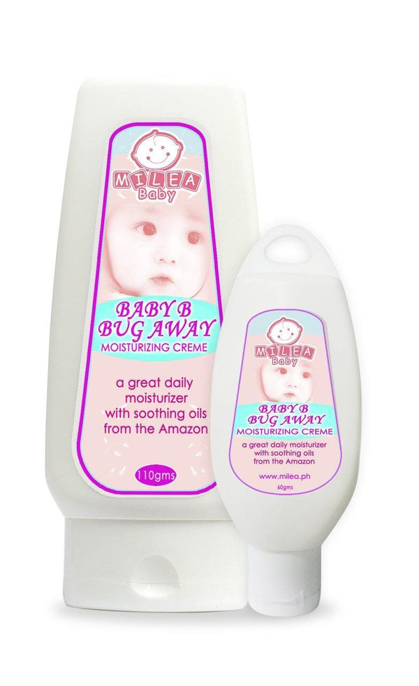 Baby Bug-Away Cream - Insect repellent Lotion Mosquito Repellent Milea Baby 1000 grams