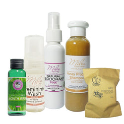 Daily Hygiene Travel Set - Milea All Organics - Philippines