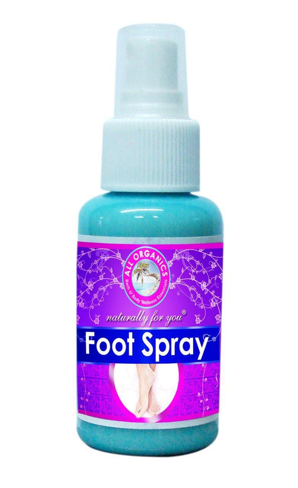 Healing Foot Spray - Milea All Organics - Philippines