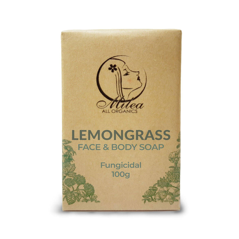 Lemongrass Fungicidal Soap Soaps Milea All Organics