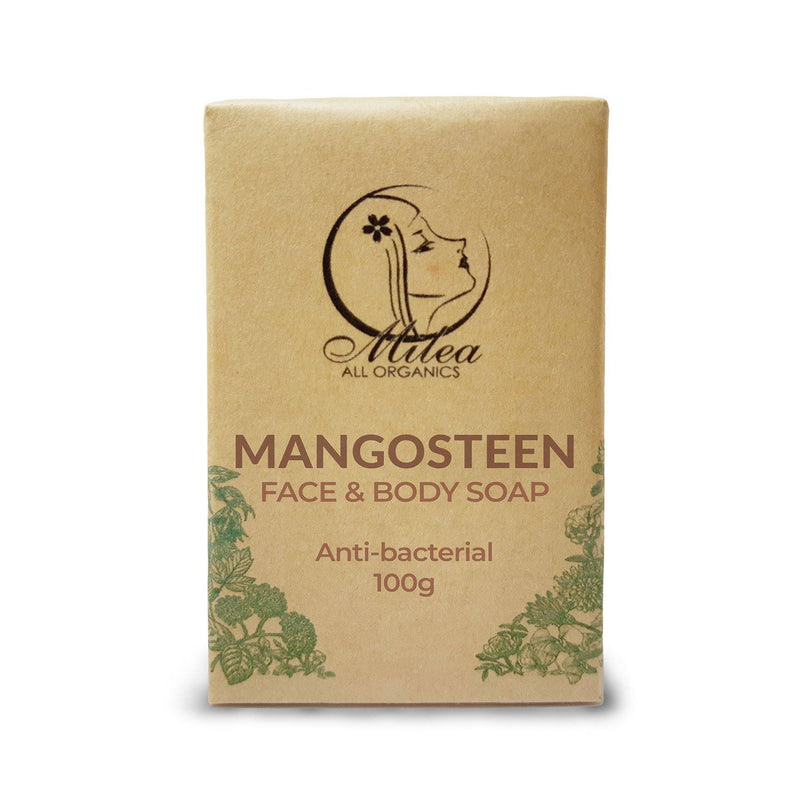 Mangosteen Anti-Aging Soap - Milea All Organics - Philippines