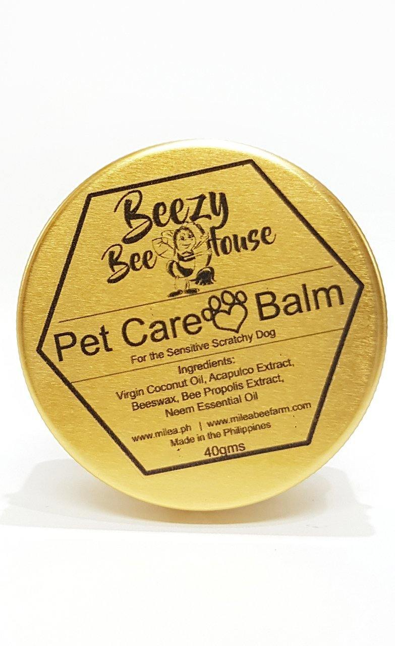 Pet Care Balm - Milea All Organics - Philippines