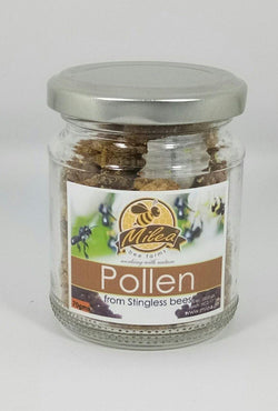 Rare, Medicinal Pollen from Stingless Bees - Milea All Organics - Philippines