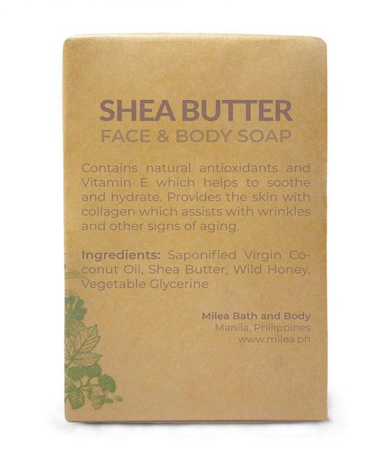 Shea Butter Moisturizing Soap Soaps Milea All Organics