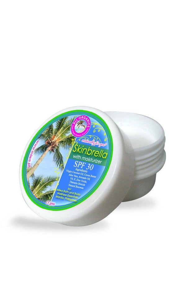 Skinbrella SPF 30 Natural Sun Protection - Milea All Organics - Philippines
