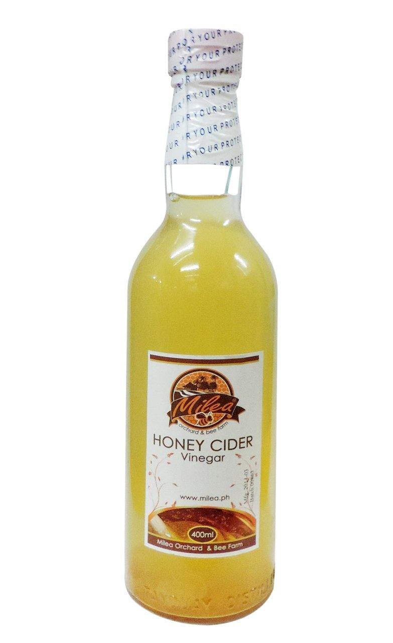 Special Honey Ciders and Vinegars - Milea All Organics