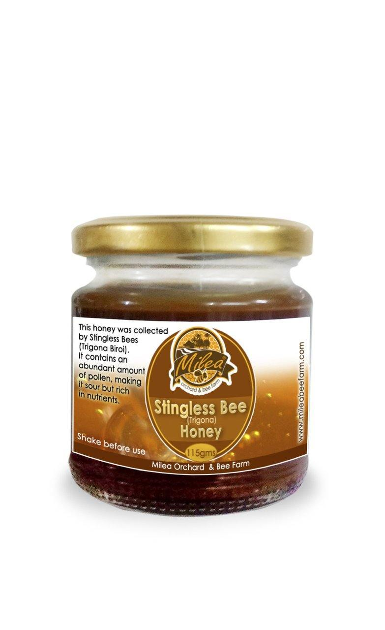 Stingless Bee Honey (Tetragonula / Lukot / Kiyot / Kiwot / Kelulut) - Milea All Organics
