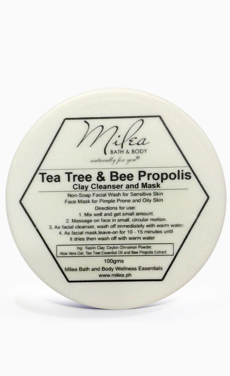 Tea Tree and Propolis Clay Mask