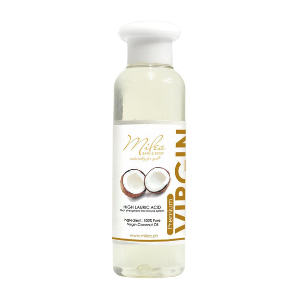 Virgin Coconut Oil - Premium - Milea All Organics - Philippines