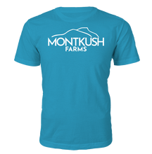 Load image into Gallery viewer, Montkush Tee -  Blue