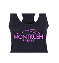 Load image into Gallery viewer, Montkush Women's Racerback Tank